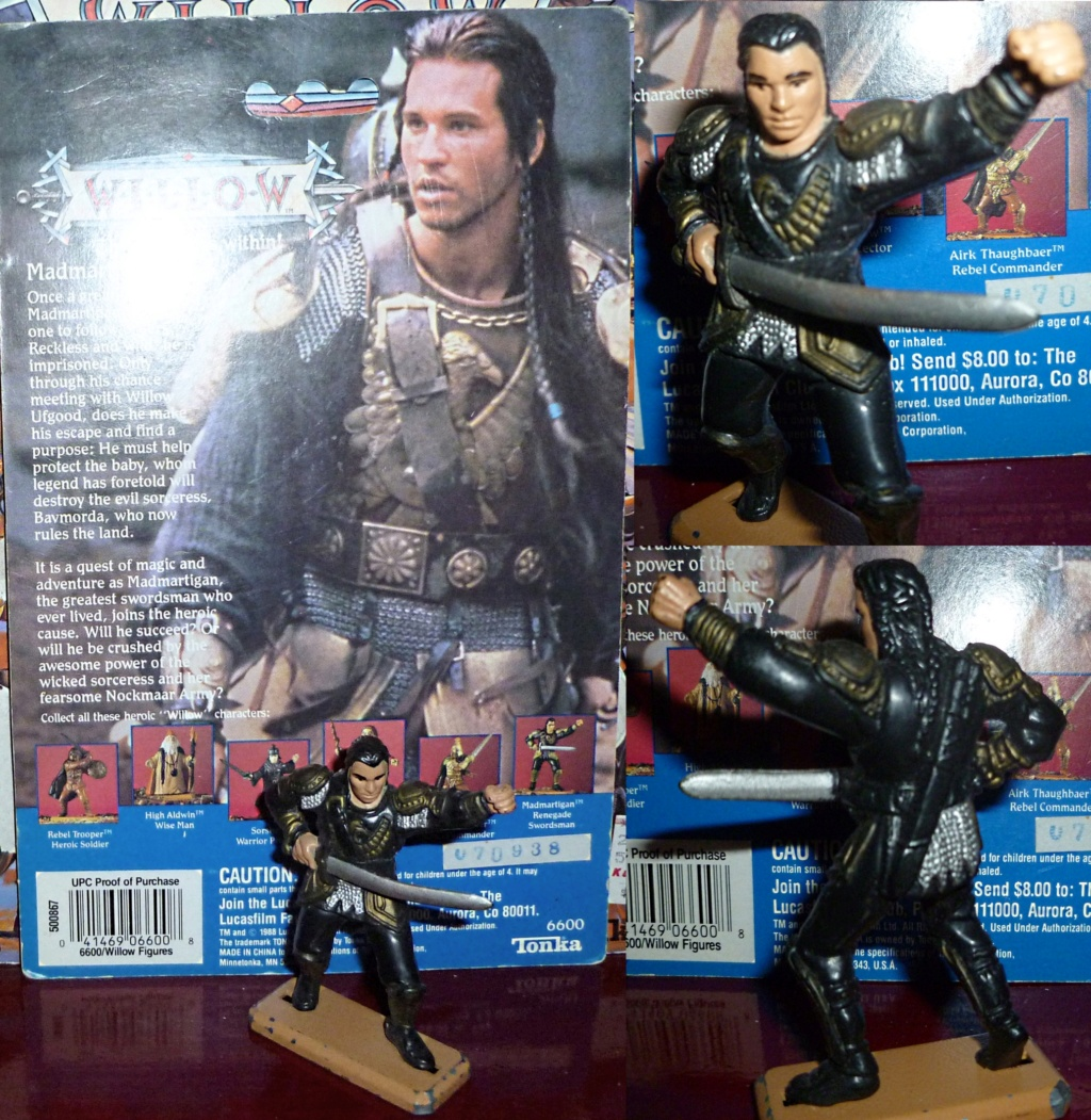 My VINTAGE Action Figure Collection: Gabara, The Mummy's Curse & More! Madmar11