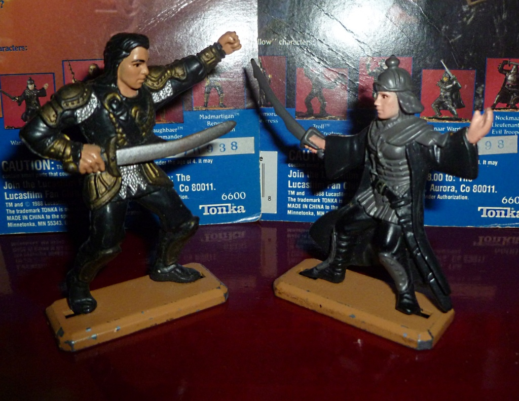 My VINTAGE Action Figure Collection: Imperial Classic Monsters! Madmar12