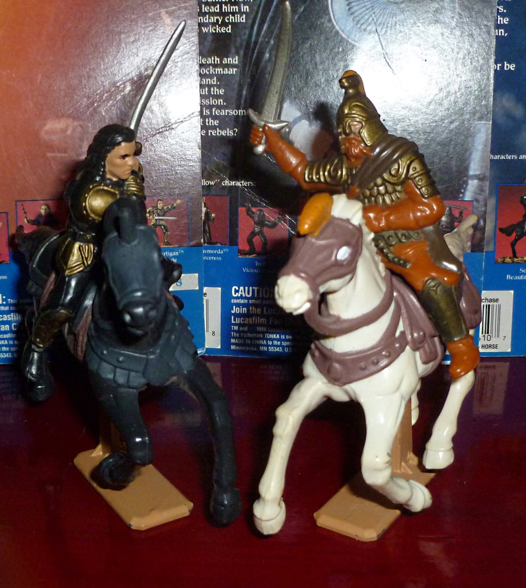 My VINTAGE Action Figure Collection: Gabara, The Mummy's Curse & More! Madmar13