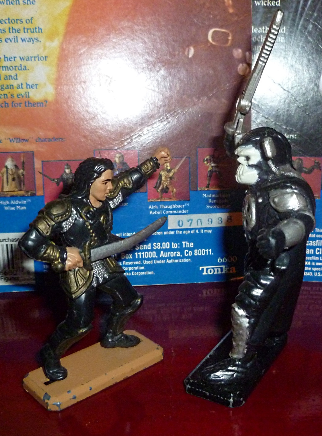 My VINTAGE Action Figure Collection: Gabara, The Mummy's Curse & More! Madmar14