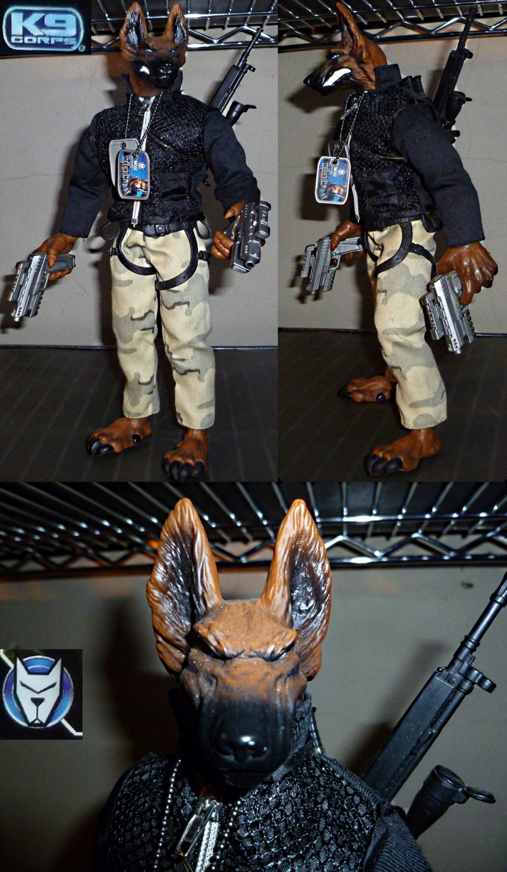 The K9 Corps: REBOOT Special! Magnum10