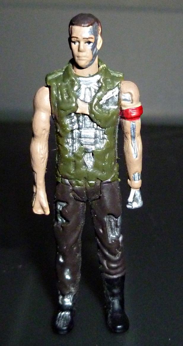My Terminator Salvation MINI Figures Set - Update with Card! Marcus11