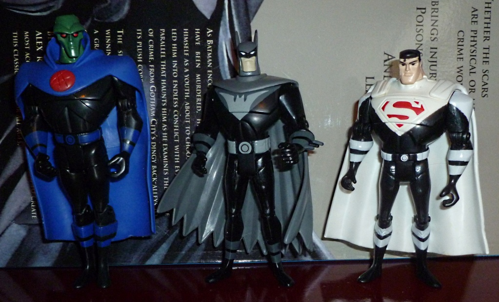 My Miscellaneous Modern Collection: My JLA: U Collection: Batman Update! Martia11