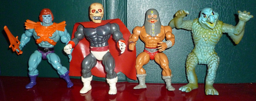 My VINTAGE Action Figure Collection: Gabara, The Mummy's Curse & More! - Page 4 Mattel11