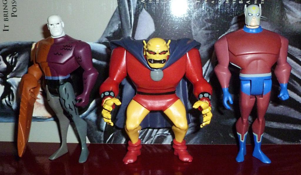 My Miscellaneous Modern Collection: My JLA: U Collection: Batman Update! Metamo10