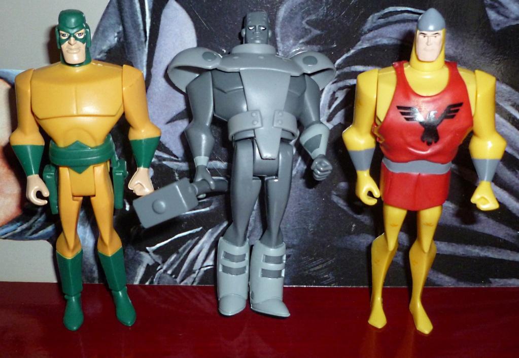 My Miscellaneous Modern Collection: My JLA: U Collection: Batman Update! Mirror10