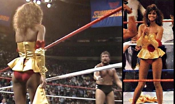 Wrestling: WWF & WCW - 1990 - 1995: SummerSlam Moments! Miss_e11