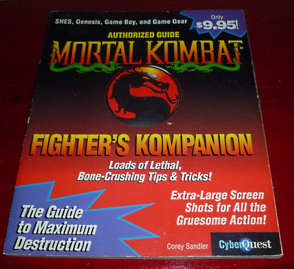 My Video Game Figures & Strategy Guides: PRIMAGEN! Mk_1_210