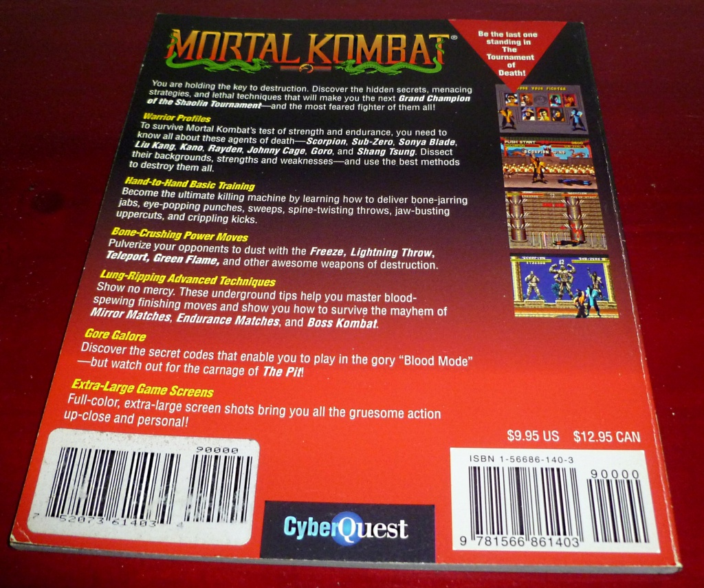 My Video Game Figures & Strategy Guides: PRIMAGEN! Mk_1_310