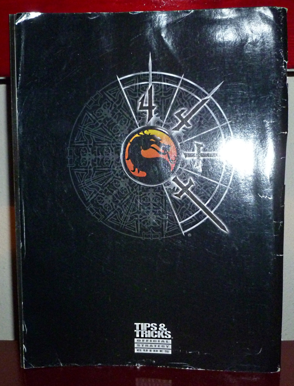 My Video Game Figures & Strategy Guides: PRIMAGEN! Mk_4_210
