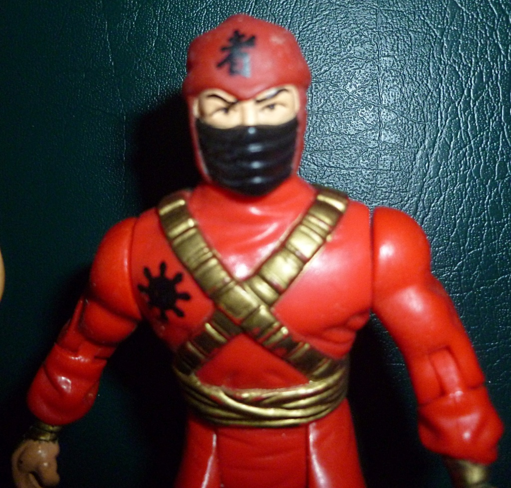 My VINTAGE Action Figure Collection: Gabara, The Mummy's Curse & More! - Page 2 Ninja_10