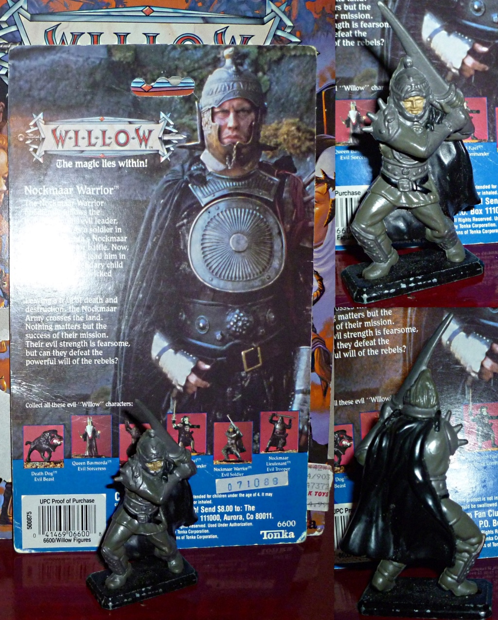 My VINTAGE Action Figure Collection: Gabara, The Mummy's Curse & More! Nockma13
