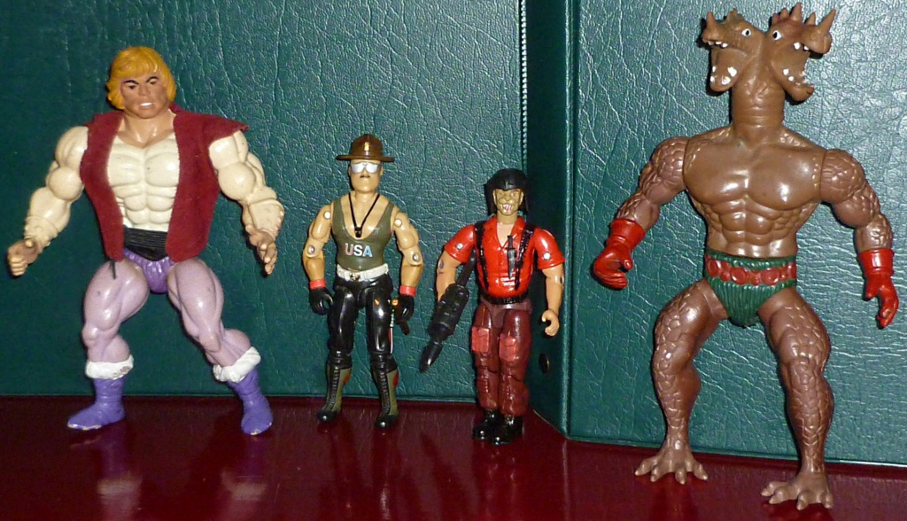 My VINTAGE Action Figure Collection: Gabara, The Mummy's Curse & More! - Page 4 Offici10
