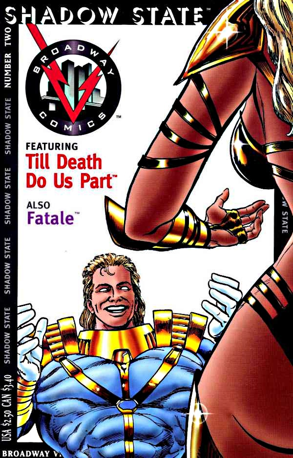 Broadway Comics' Fatale: 25th Anniversary! Others13