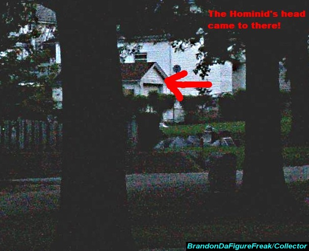 Cryptozoology & Ufology Discussion: My Sasquatch sighting and Me & T-REX Sue! Outsid16