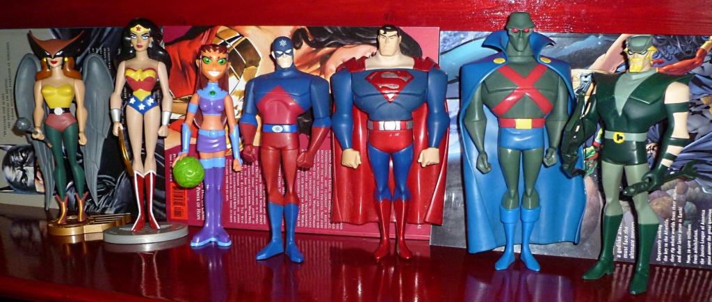My Miscellaneous Modern Collection: My JLA: U Collection: Batman Update! Oversz11
