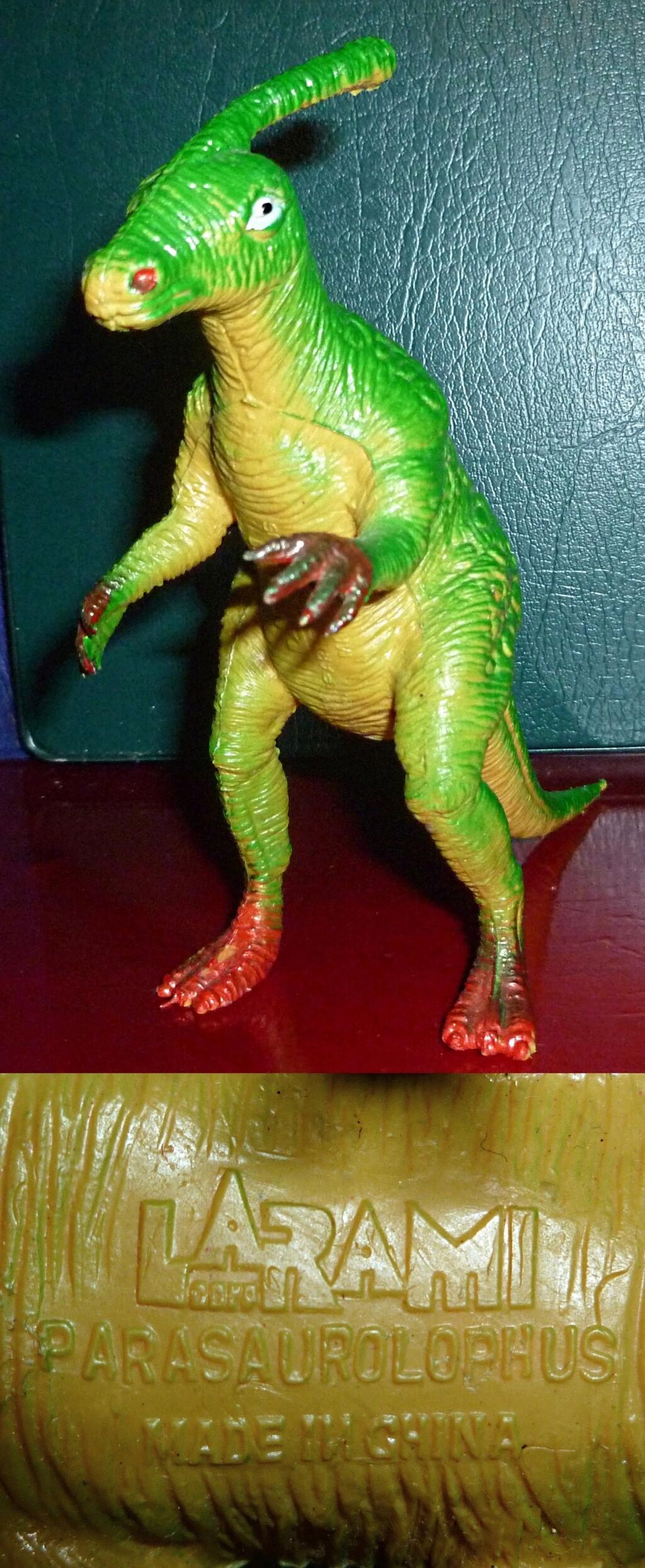 My Dinosaur figure collection: Battat 10 Dinosaur Set! - Page 2 Parasa11
