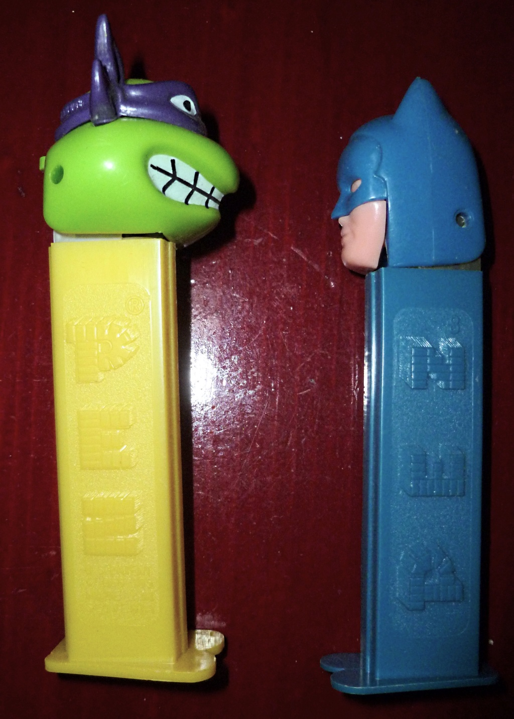 My VINTAGE Action Figure Collection: Gabara, The Mummy's Curse & More! - Page 5 Pez_si10