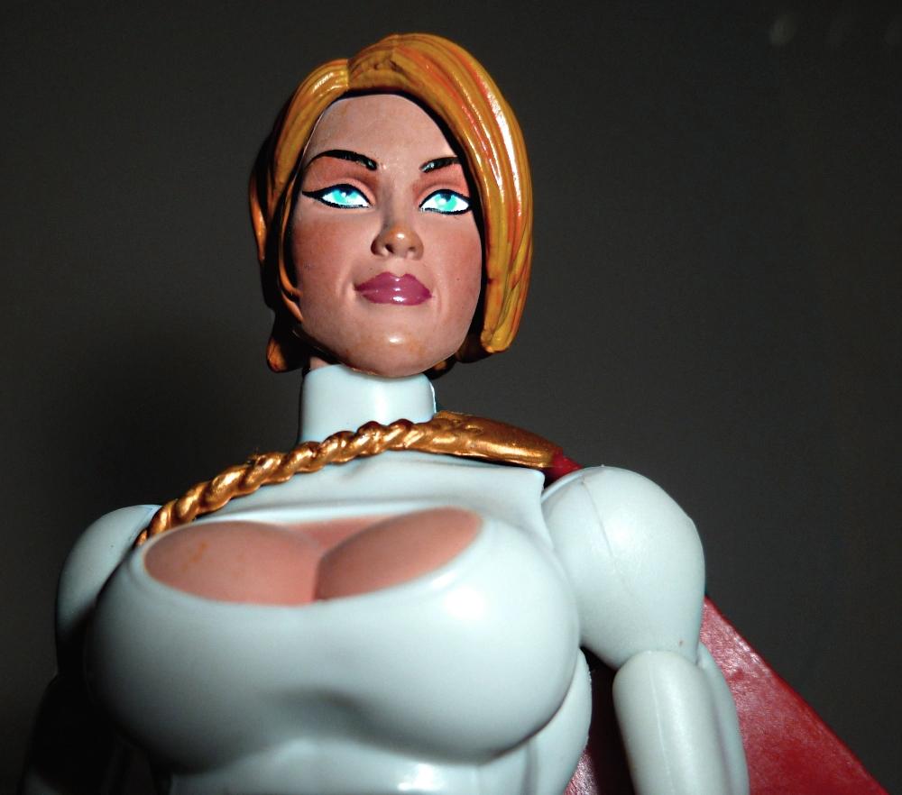 DC Classics: The Huntress & Powergirl! Power_15