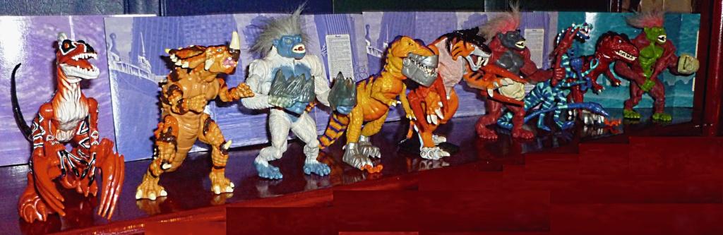 My Video Game Figures & Strategy Guides: Super Godzilla & Predator Games! Primal10