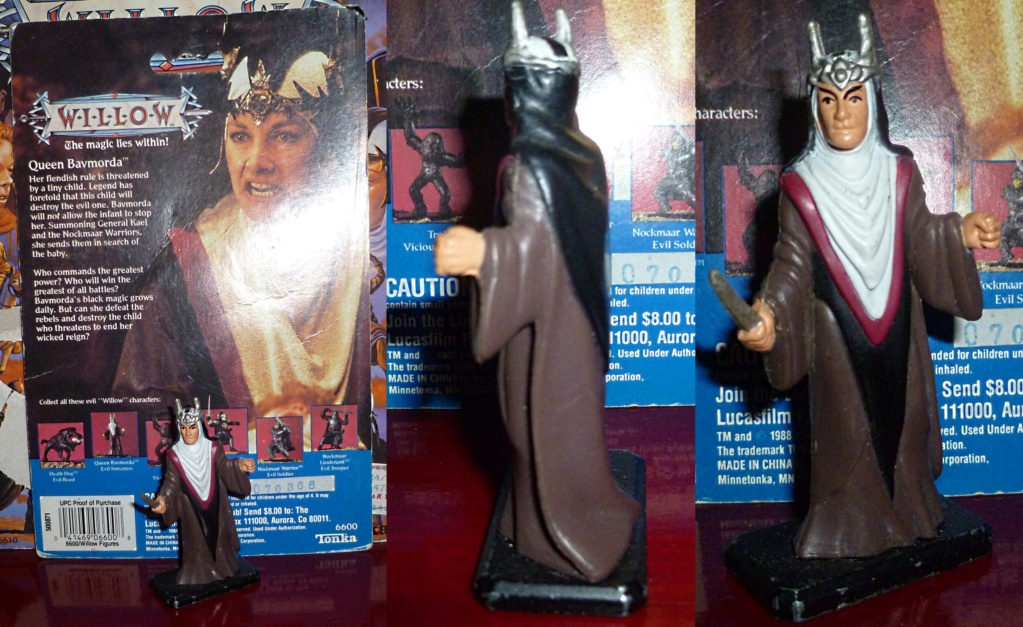 My VINTAGE Action Figure Collection: Gabara, The Mummy's Curse & More! Queen_10