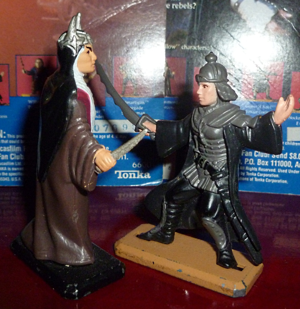 My VINTAGE Action Figure Collection: Gabara, The Mummy's Curse & More! Queen_11
