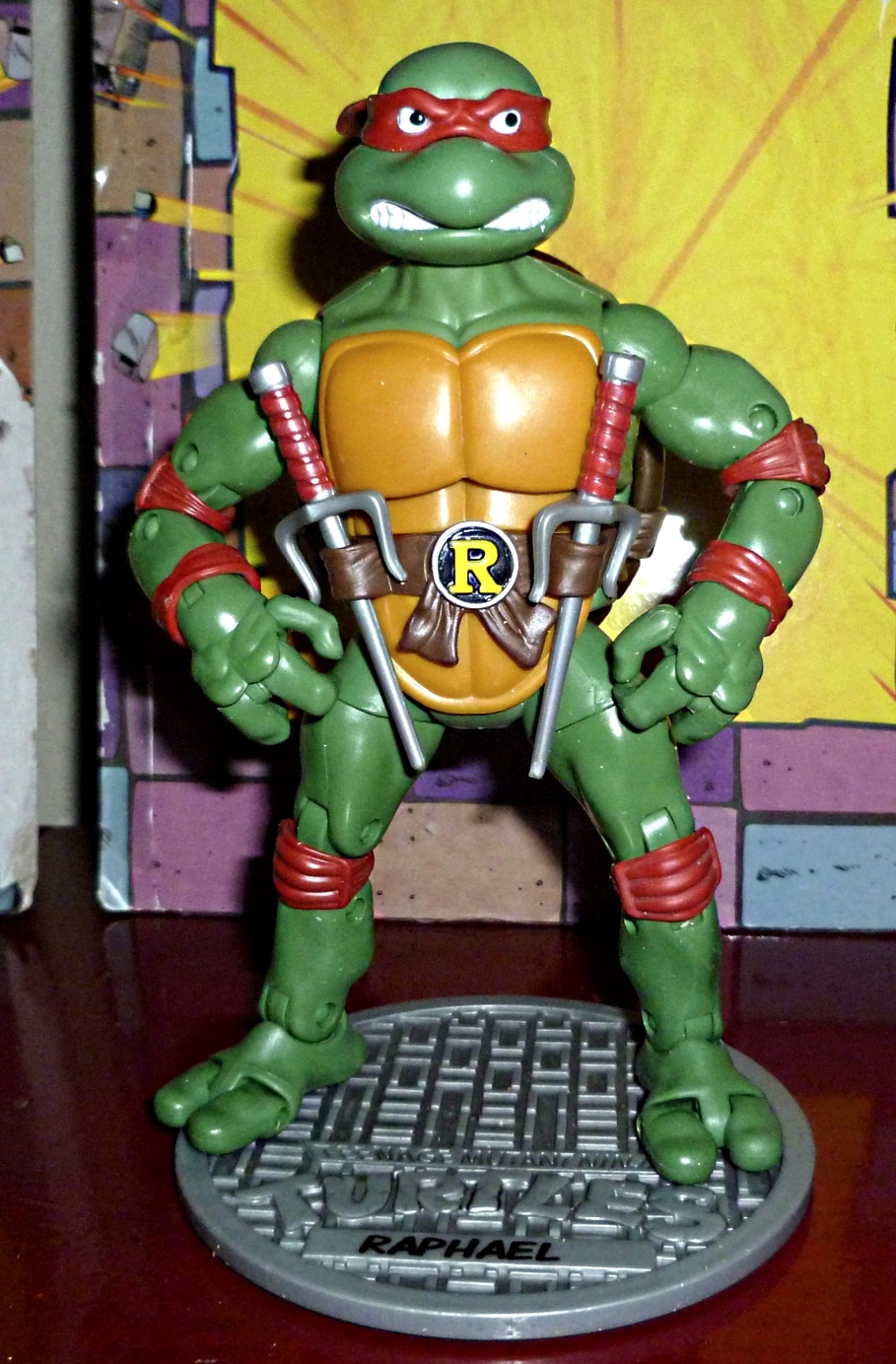 TMNT: Classic Collection - HUGE UPDATE 2/18/21!!!!!! Raph_110