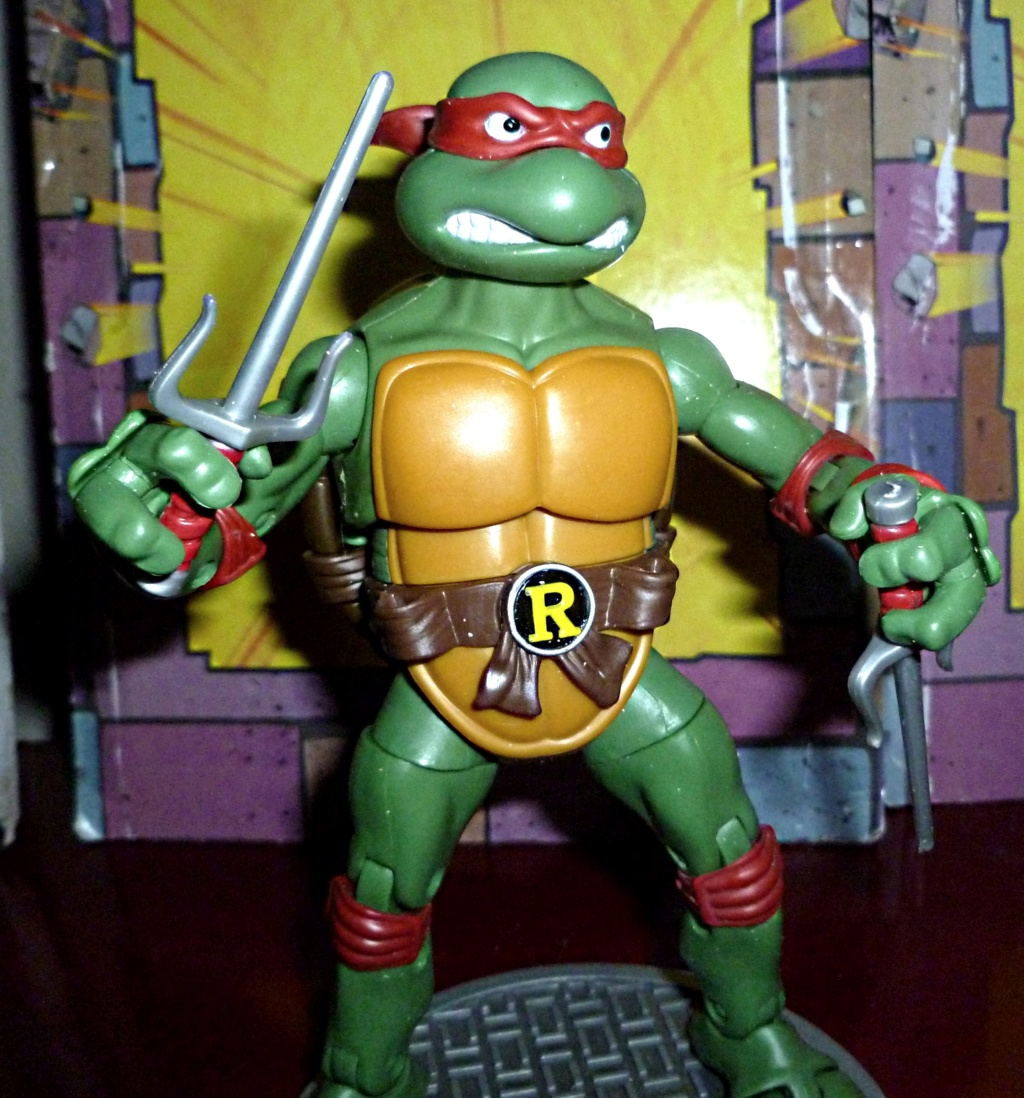 TMNT: Classic Collection - HUGE UPDATE 2/18/21!!!!!! Raph_410
