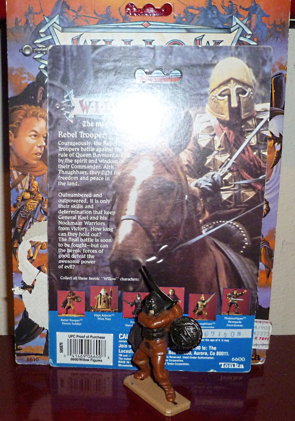 My VINTAGE Action Figure Collection: Gabara, The Mummy's Curse & More! Rebel_10
