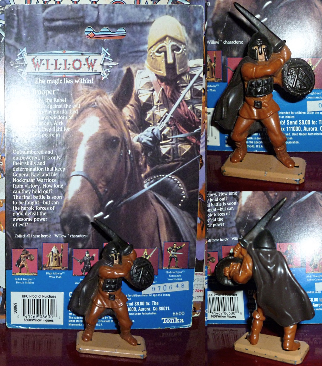 My VINTAGE Action Figure Collection: Gabara, The Mummy's Curse & More! Rebel_11