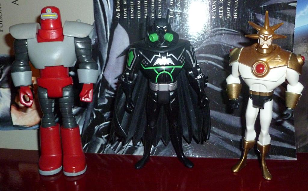 My Miscellaneous Modern Collection: My JLA: U Collection: Batman Update! Rocket10