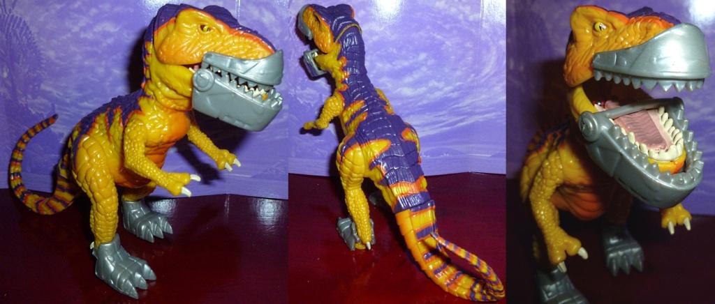 My Video Game Figures & Strategy Guides: Super Godzilla & Predator Games! Sauron10