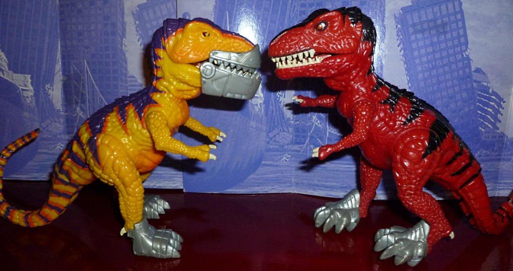 My Video Game Figures & Strategy Guides: Super Godzilla & Predator Games! Sauron11