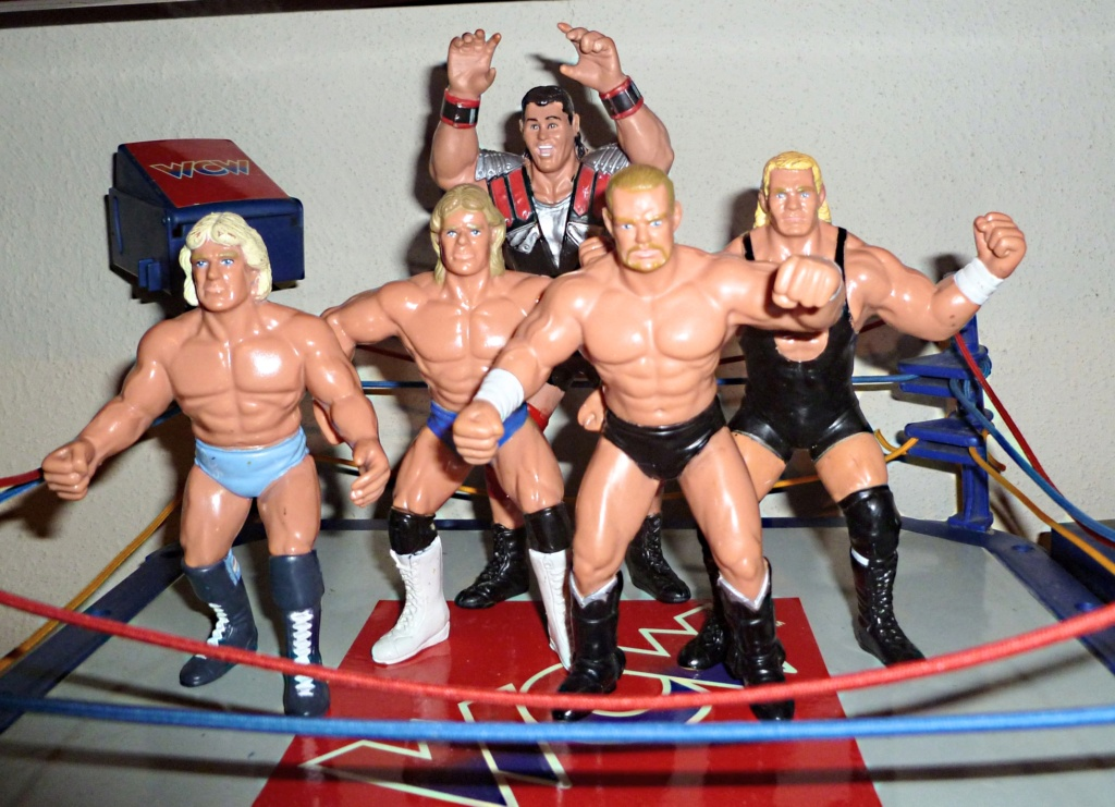 My Vintage Wrestling Collection: WCW OSTM Cage Update! Scale_10