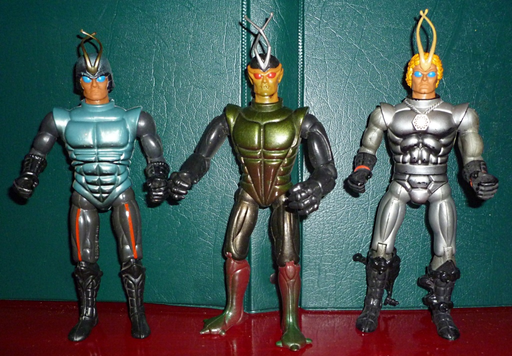 My VINTAGE Action Figure Collection: Gabara, The Mummy's Curse & More! - Page 2 Sectau11
