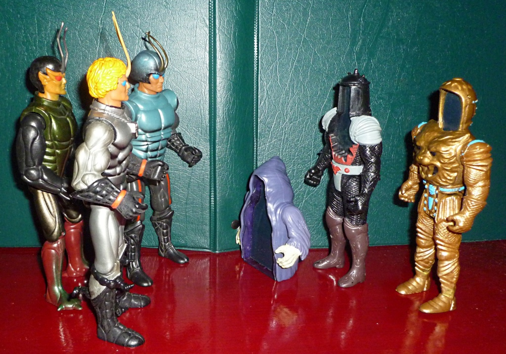My VINTAGE Action Figure Collection: Gabara, The Mummy's Curse & More! - Page 2 Sectau12