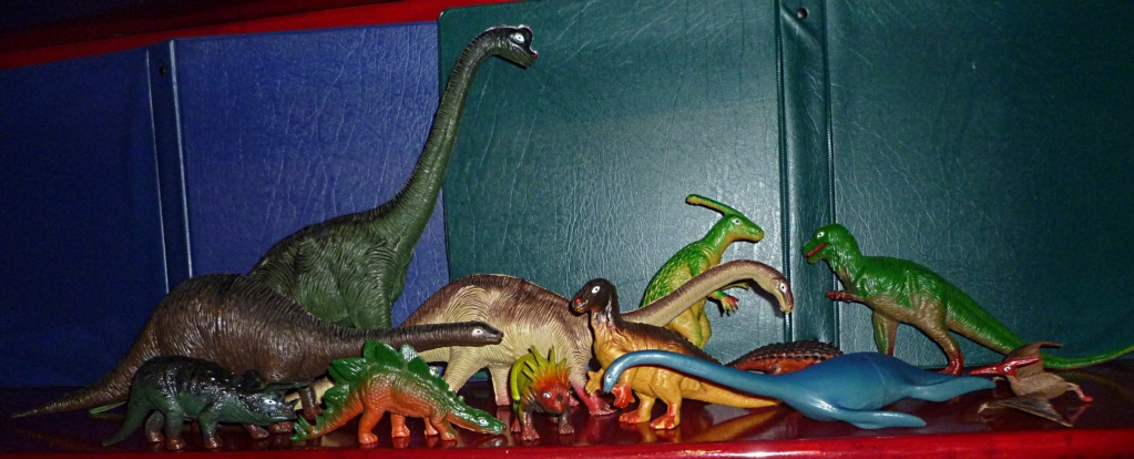 My Dinosaur figure collection: Battat 10 Dinosaur Set! - Page 2 Set_111