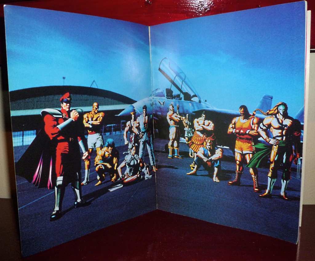 My Video Game Figures & Strategy Guides: PRIMAGEN! Sf2_110