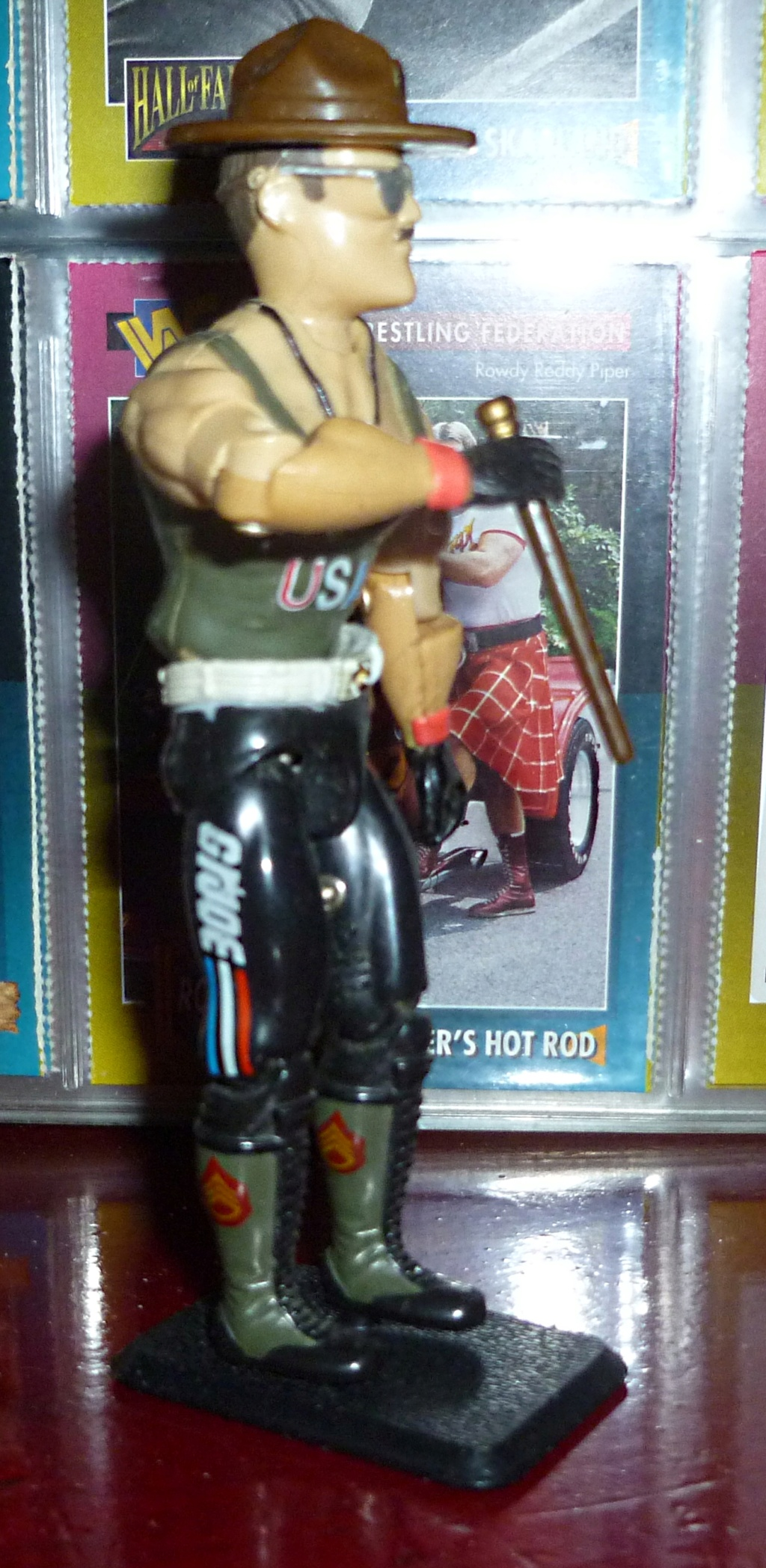 My Vintage Wrestling Collection: WCW OSTM Cage Update! Sgt_sl14