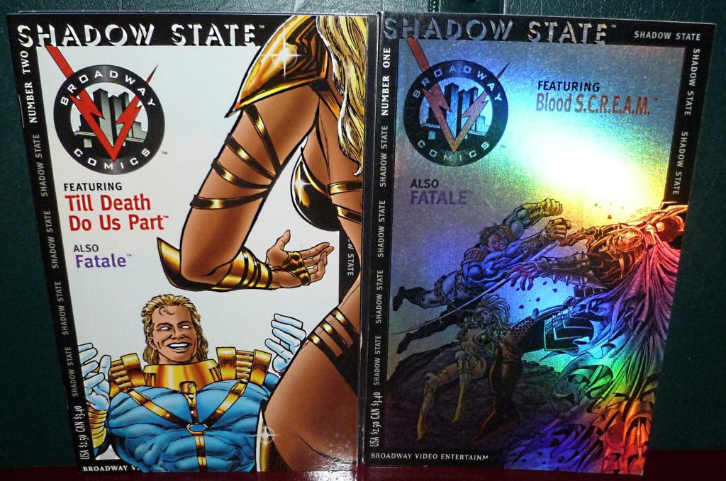 Broadway Comics' Fatale: 25th Anniversary! Shadow10