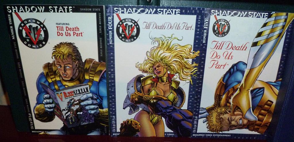 Broadway Comics' Fatale: 25th Anniversary! Shadow11