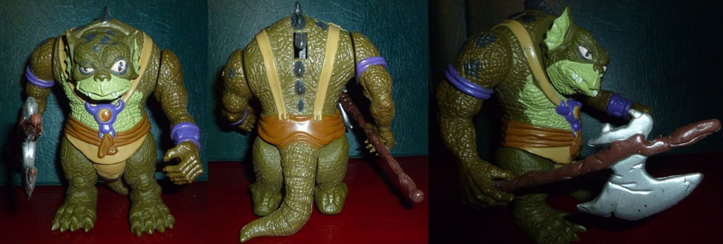 My VINTAGE Action Figure Collection: Gabara, The Mummy's Curse & More! - Page 5 Slithe10