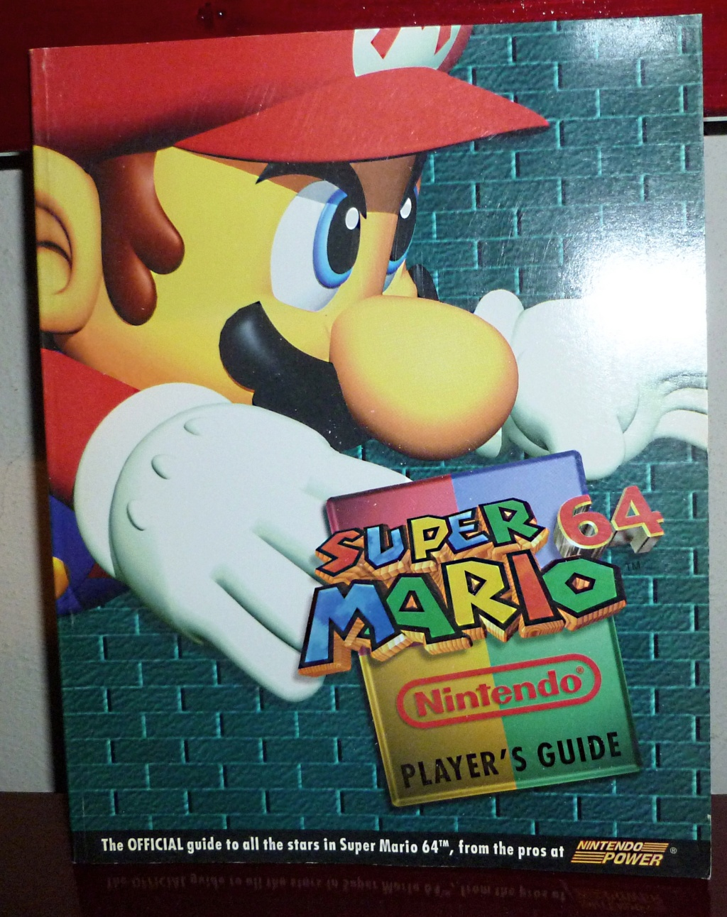 My Video Game Figures & Strategy Guides: PRIMAGEN! Sm64_110