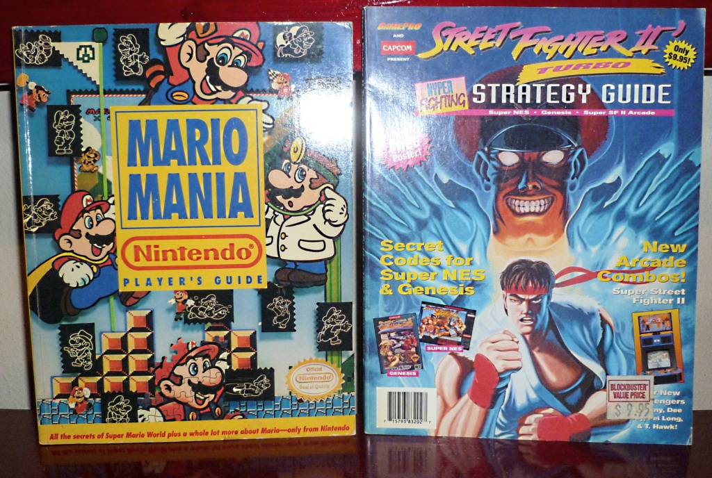 My Video Game Figures & Strategy Guides: PRIMAGEN! Smw__s10