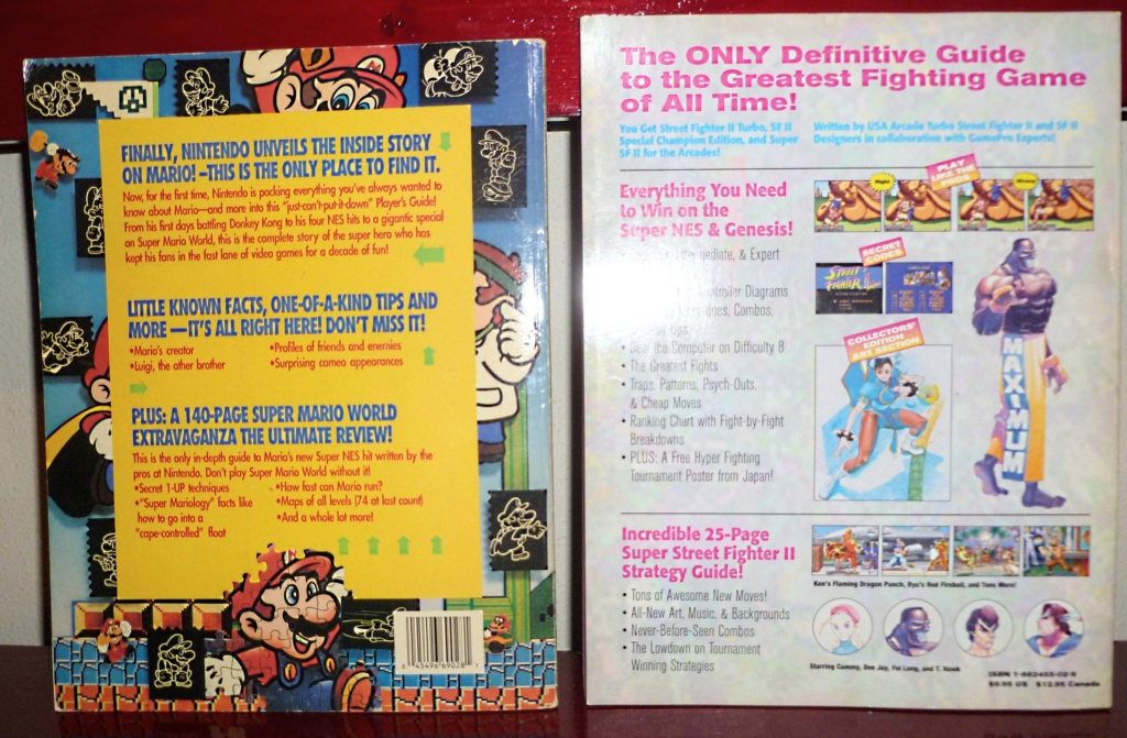 My Video Game Figures & Strategy Guides: PRIMAGEN! Smw__s11