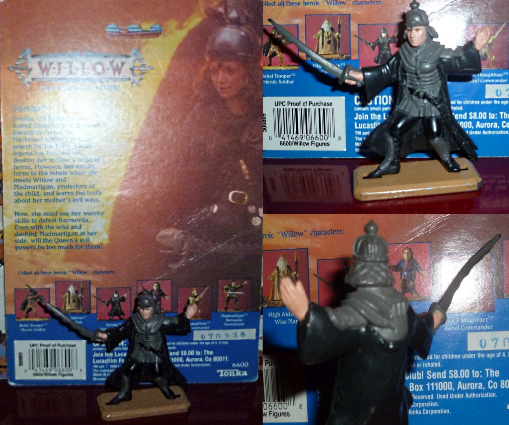 My VINTAGE Action Figure Collection: Imperial Classic Monsters! Sorsha11