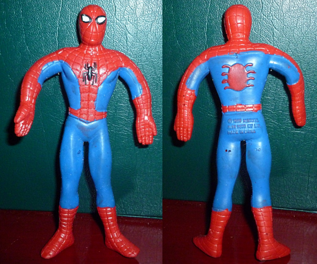My VINTAGE Action Figure Collection: Gabara, The Mummy's Curse & More! - Page 5 Spider24