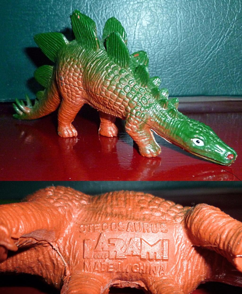 My Dinosaur figure collection: Battat 10 Dinosaur Set! - Page 2 Stegos14