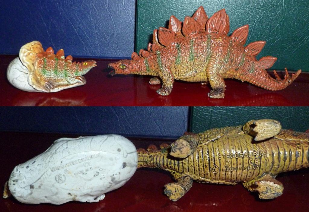 My Dinosaur figure collection: Battat 10 Dinosaur Set! - Page 3 Stegos16