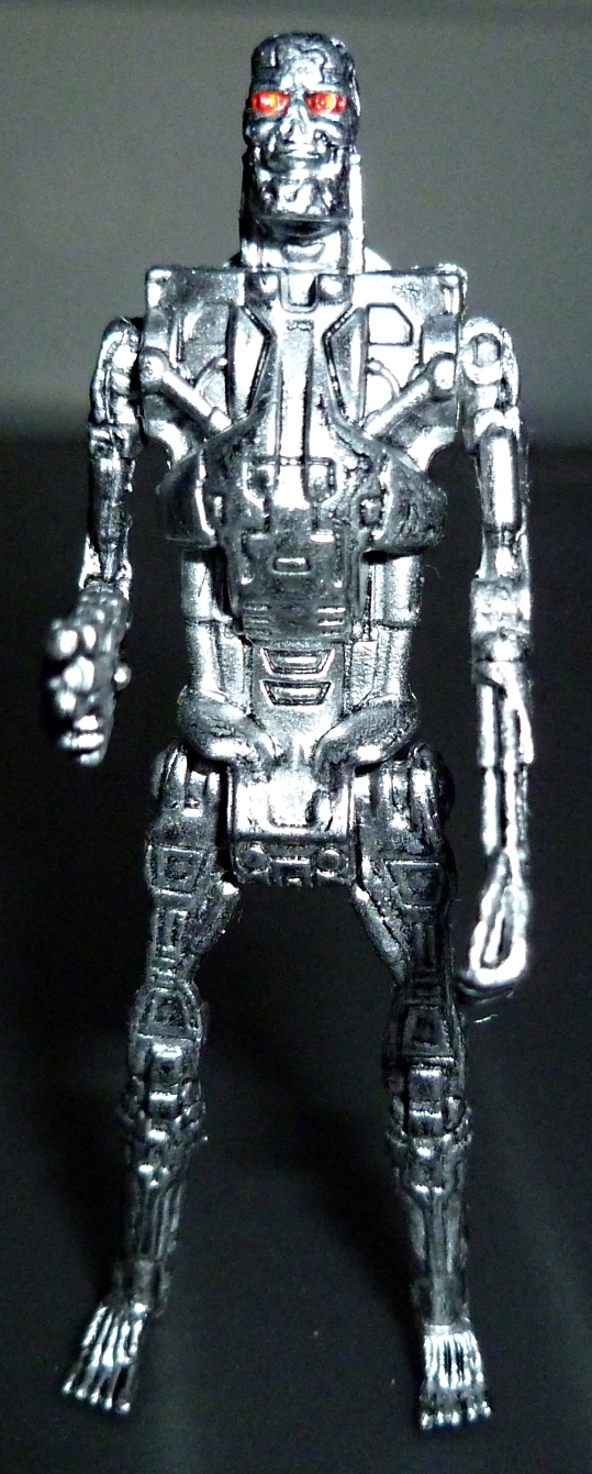 My Terminator Salvation MINI Figures Set - Update with Card! T-r_i_10